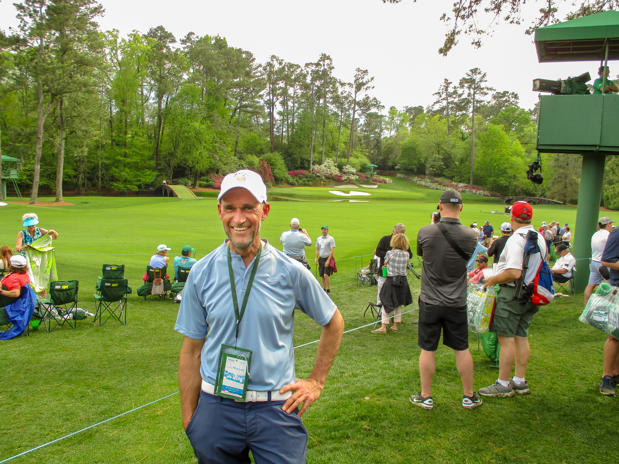 Us-Masters Augusta National Golf Club 2019 Amen Corner