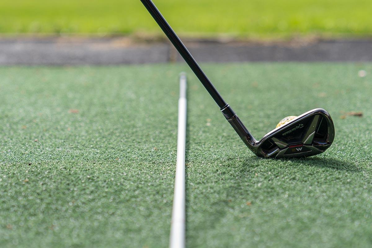 Golf Ausrichtungsstab